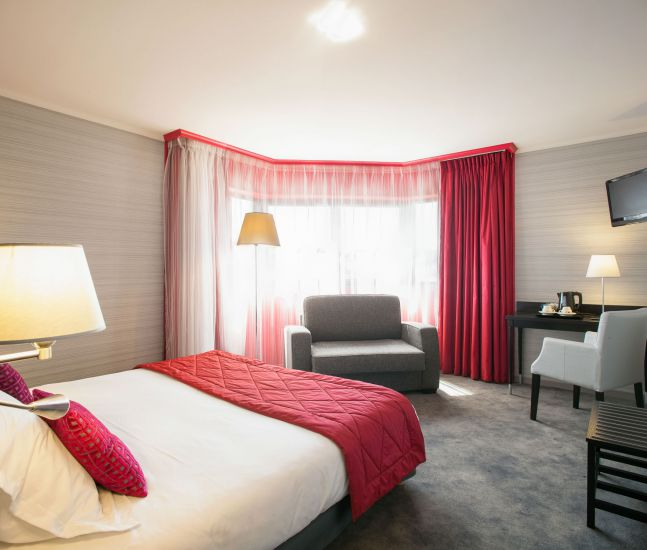 Room Allegro Paris Nation