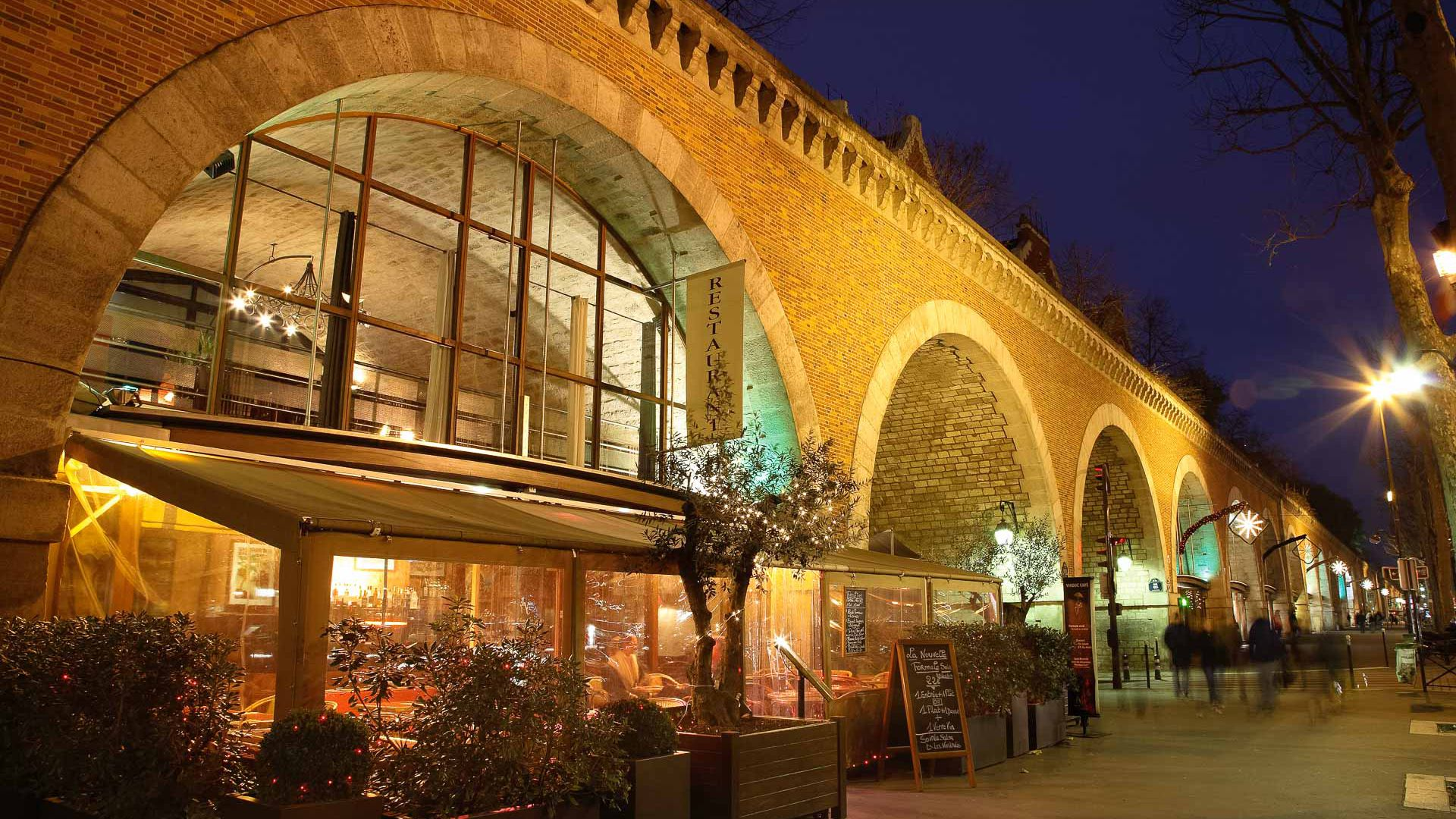 Restaurant Bercy Village Paris